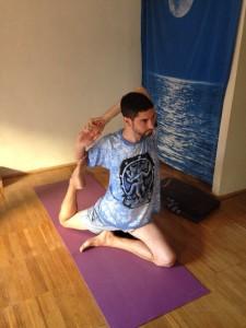 Nacho Duque Yoga