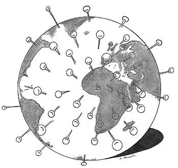 Así nacieron y crecieron las grandes civilizaciones urbanas del Neolítico en Eurasia, África y América.